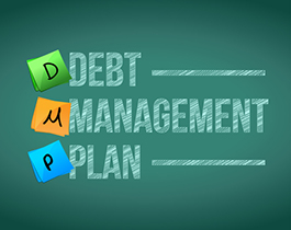debt management plan benefits