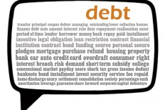 debts eliminated in bankruptcy