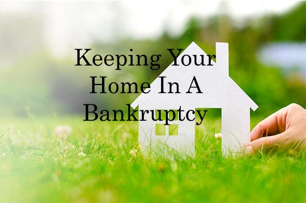 keep house bankruptcy
