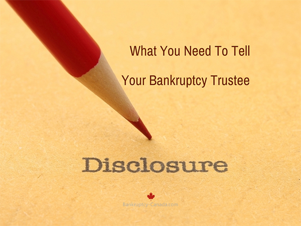 How To File Bankruptcy Forms