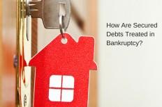 Secured Debts Bankruptcy Canada