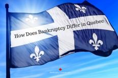 bankruptcy quebec