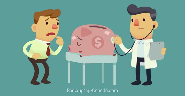 credit score bankruptcy consumer proposal rebuild