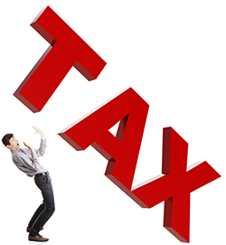 can you declare bankruptcy on taxes