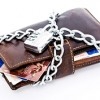 frozen bank account and bankruptcy