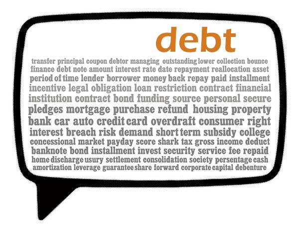 debts eliminated in bankruptcy