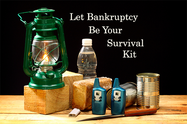 surviving bankruptcy in Canada