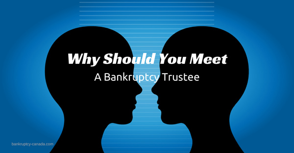 Contact Bankruptcy Trustee