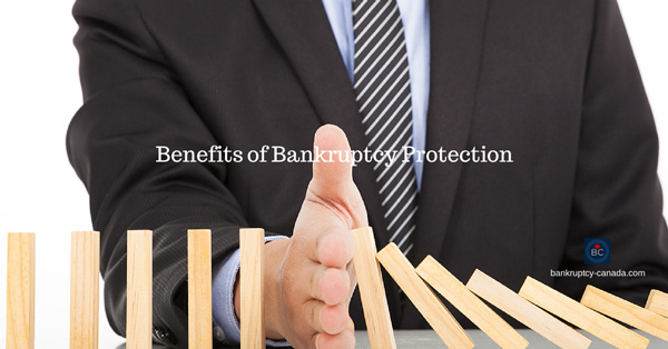 stay of proceeding bankruptcy